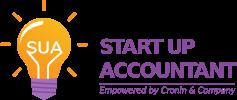 Start Up Accountant Logo