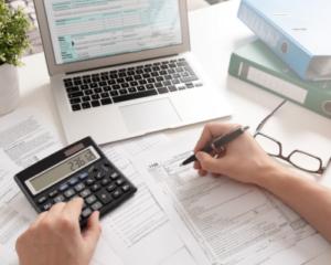 Preparing your tax return